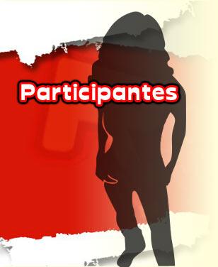 Participantes no concurso